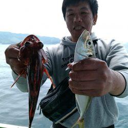 小島丸 釣果