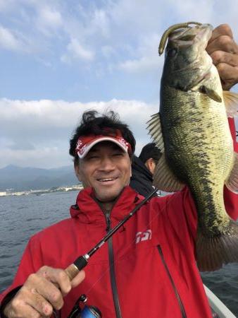 今年の琵琶湖は厳しい