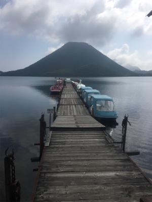 8月26日の榛名湖バス釣り!