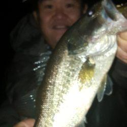 3カ月ぶりに琵琶湖