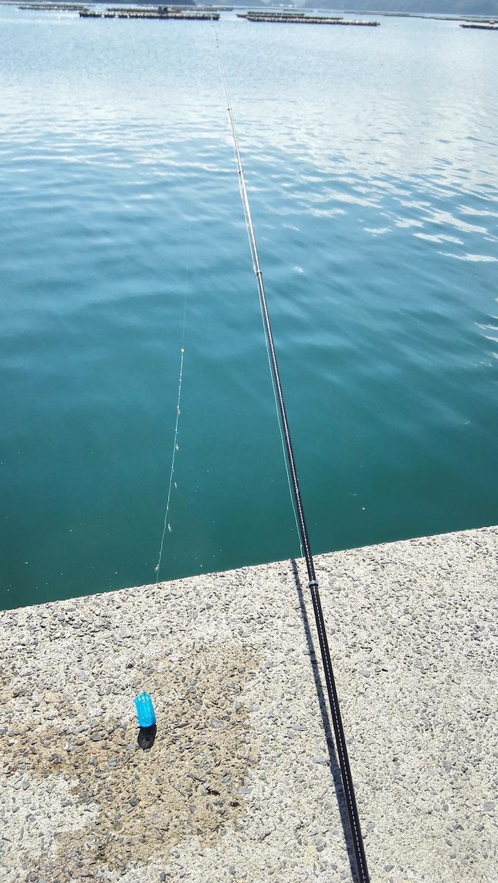 つけるサビキ針の大きさは釣れる魚の大きさに合わせる
