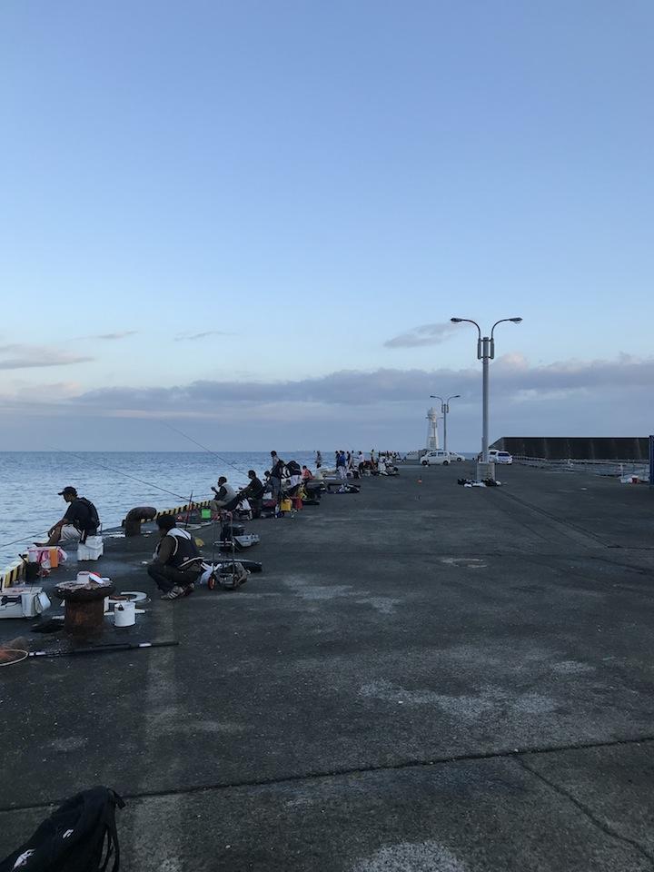 東京離島釣り旅レポート