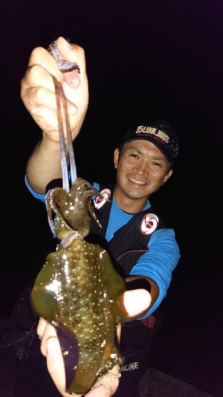 9月秋のアオリイカ釣りがいよいよ開幕
