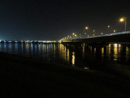 久しぶりの旧江戸川!