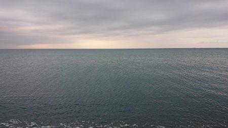 憧れの地煙樹ヶ浜