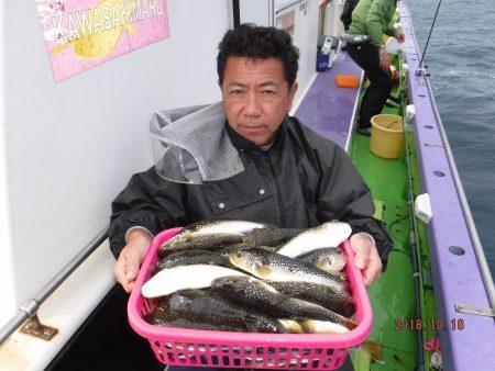 川崎丸 釣果