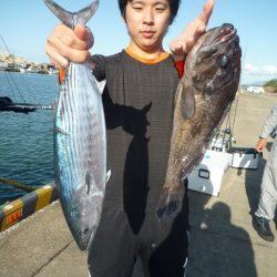 浅間丸 釣果