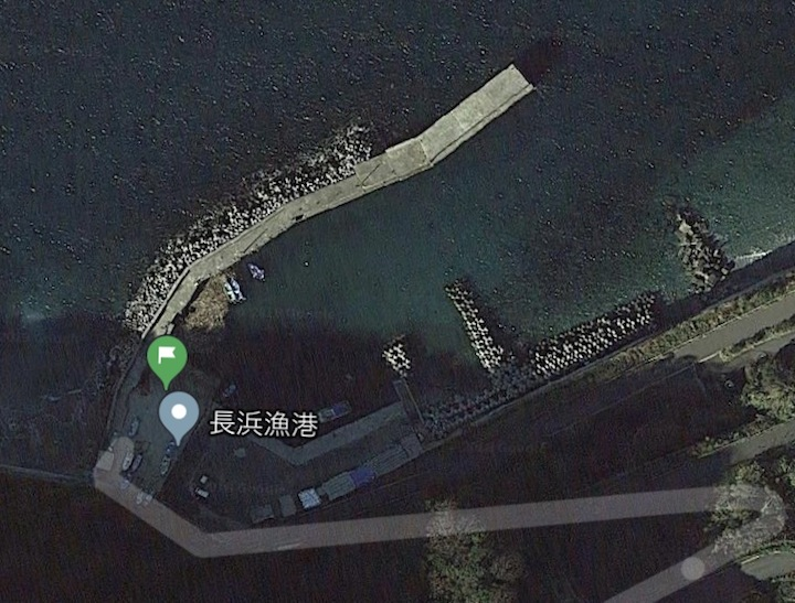 佐多岬の先っちょでアジング堪能!