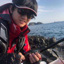 太地町でふかせ釣り