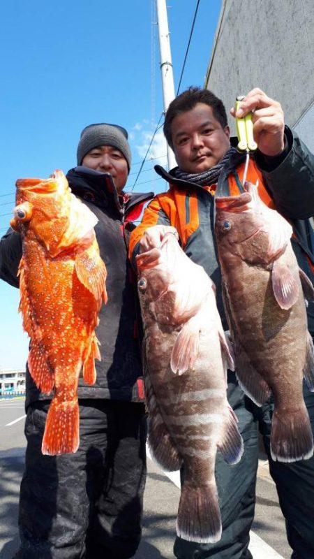 Sea Frend 片山丸 釣果