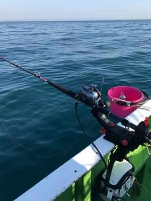 イサギ釣り