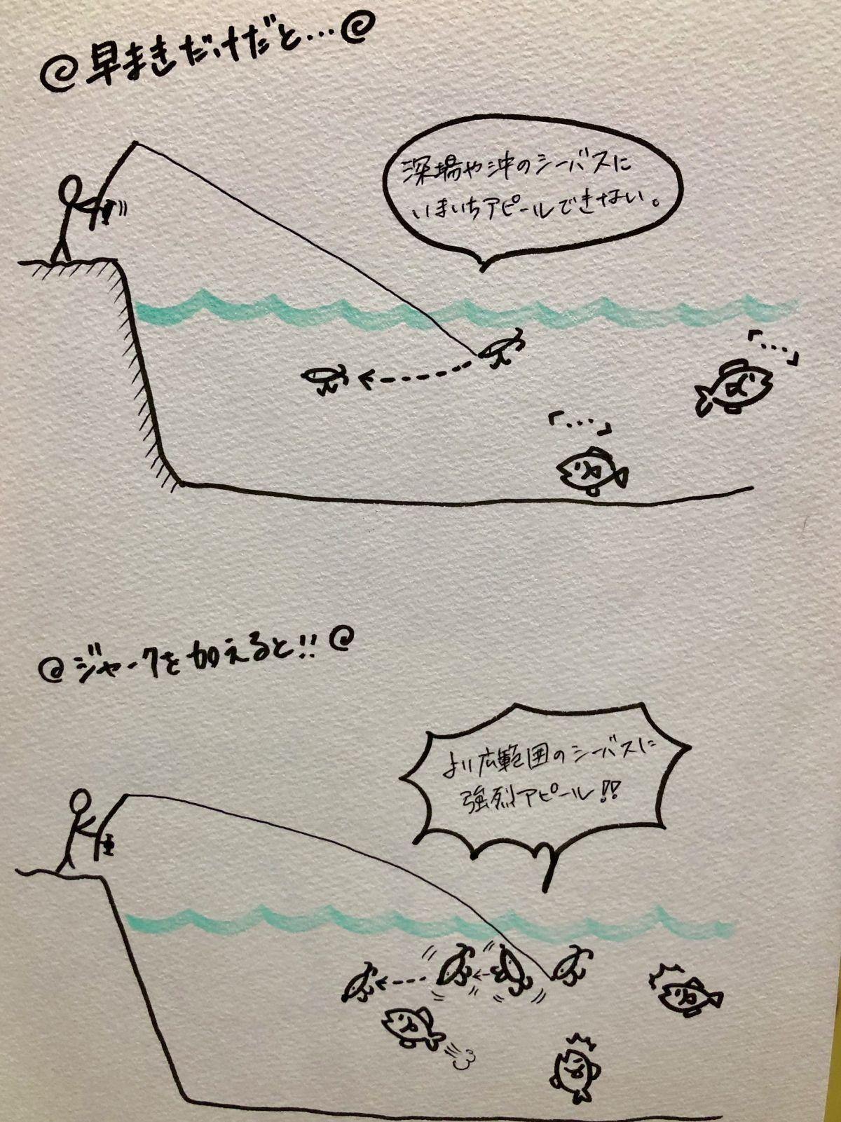 梅雨時の早巻きパターン!佐世保湾シーバス【ずん氏連載 vol.11】