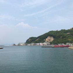 初笠岡諸島ライトロック