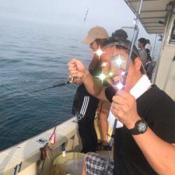 恵比寿丸  タコ  大潮