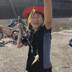 自転車釣行