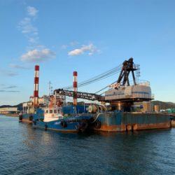 知多半島から小浜漁港へ。