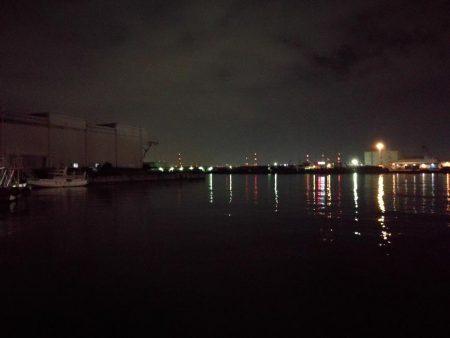 南港ヘチ釣行 (9/28 久々の南港ヘチ釣り 真チヌ44cm、キビレ、メジナ 釣果有り)