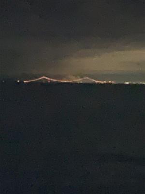 大阪湾 タッチポン陸爆発