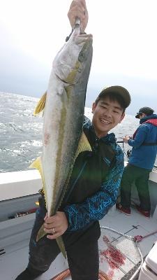 海龍丸(福岡) 釣果