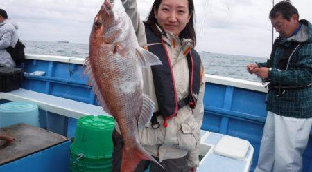 清栄丸 釣果