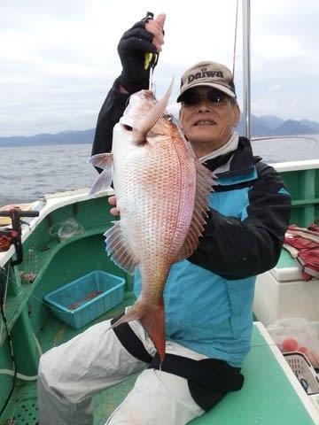 第二むつ漁丸 釣果