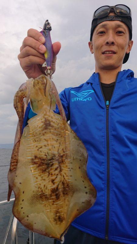 シースナイパー海龍 釣果