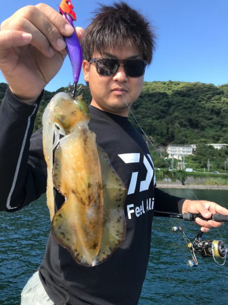 龍神丸(鹿児島) 釣果