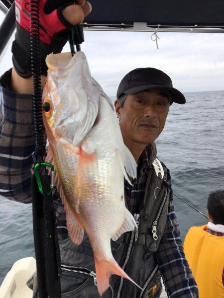 若狭湾で船釣