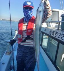 東京湾探釣隊ぼっち 釣果