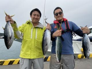 博栄丸 釣果