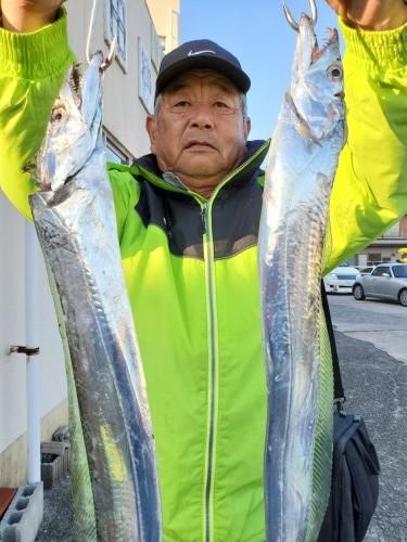 桑田観光 釣果