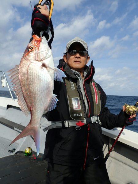 TOPS JAPAN 釣果