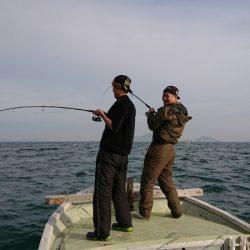 RISKY 釣果