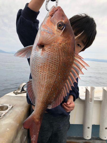 あみや渡船 JIGBOY 釣果