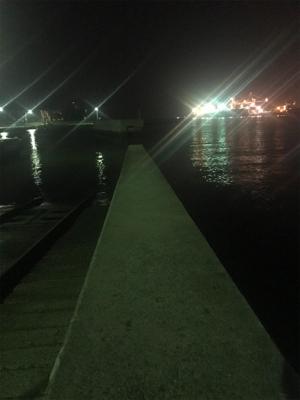 別府港と飾磨港のハシゴでもヒイカ、イマイチ(><)