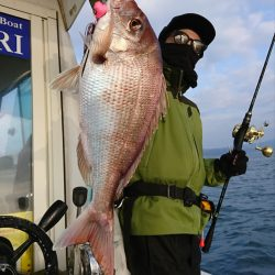 遊漁船 家入 釣果