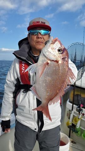 遊漁船 ニライカナイ 釣果
