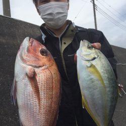 松栄丸 釣果