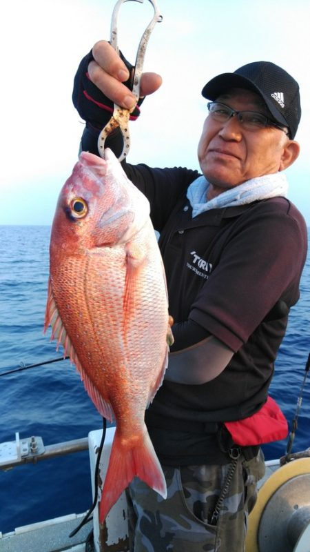 遊漁船 新鋭丸 釣果