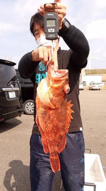 康仁丸・鯛ラバ釣り果