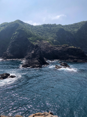 沖磯でヒラメとハタ!!!
