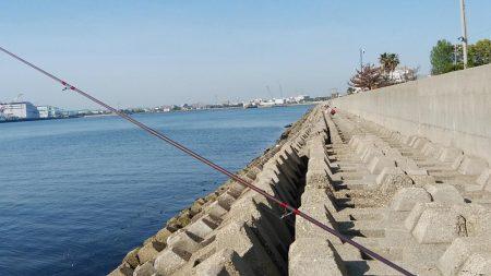 東二見西水路釣行