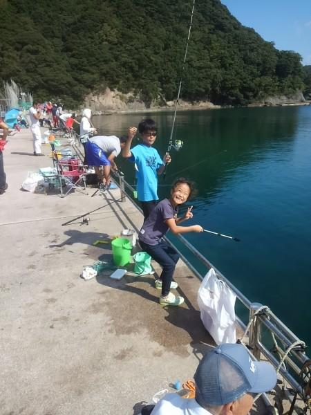 ファミリーフィッシング大漁