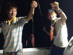 エヌスタイル 釣果