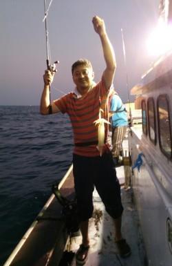 海龍丸 釣果