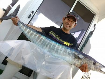 志摩沖ジギング釣果報告