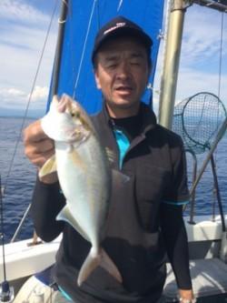 Blue.win 海人丸 釣果
