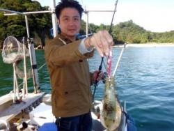 Fishing guide かわい 釣果