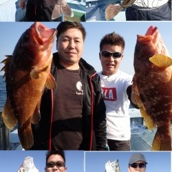 海峡 釣果
