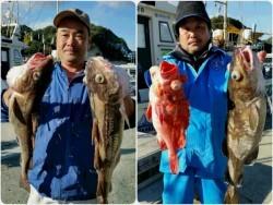 第三隆栄丸 釣果